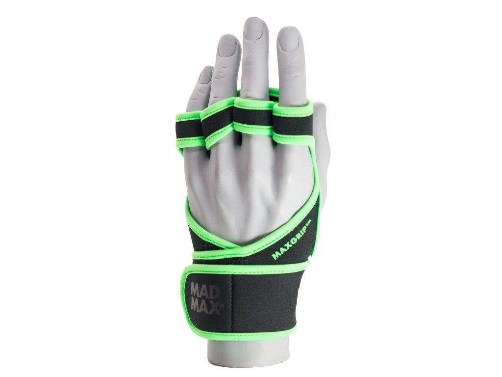 MadMax Maxgrip Neoprene Wrap MFA303 zelené