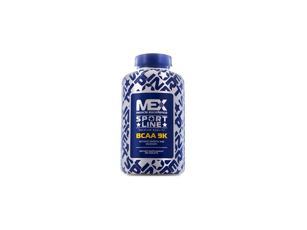 Mex Nutrition BCAA 9k 180 tablet