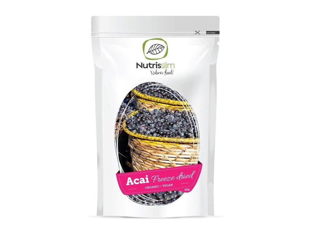 Nutrisslim BIO Acai Berry Powder 60g