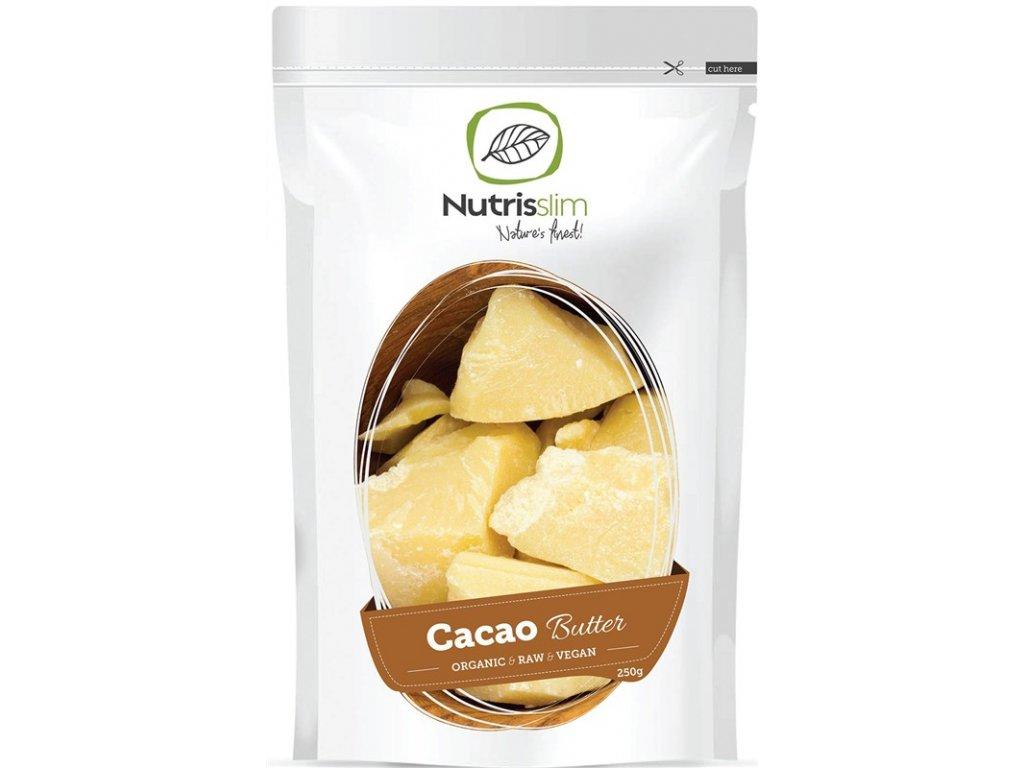 Nutrisslim BIO Cacao Butter 250g