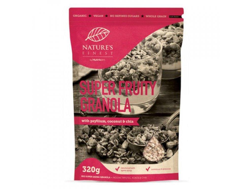 Nutrisslim BIO Super Fruity Granola 320g
