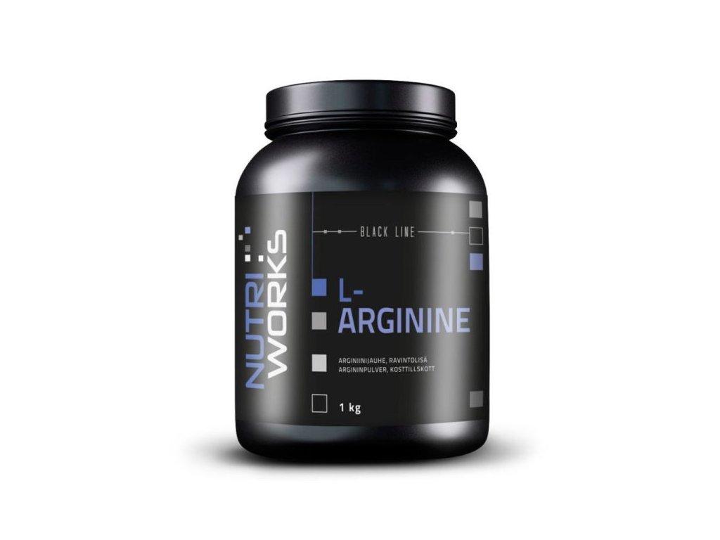 NutriWorks L-Arginine 1000g