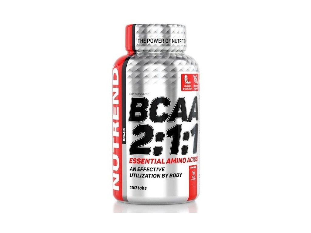Nutrend BCAA 2:1:1 150tablet