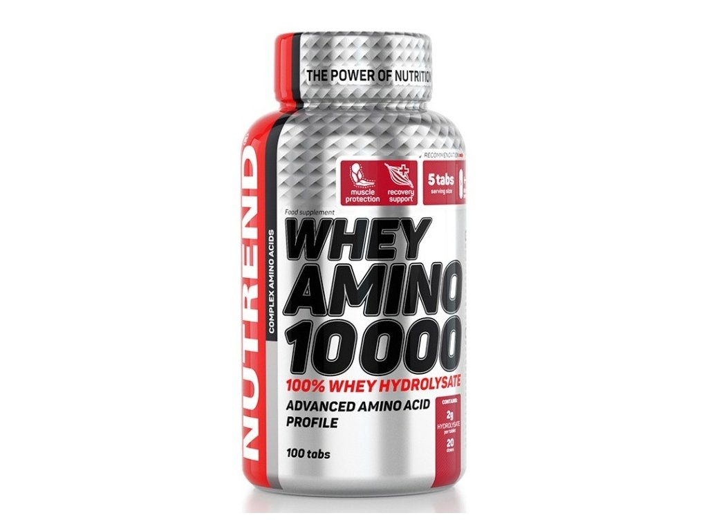 Nutrend Whey Amino 10000 100 tablet