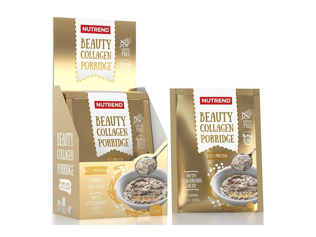 Nutrend Beauty Collagen Porridge 50 g