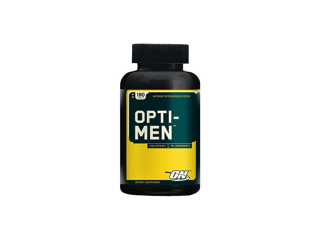 Optimum Nutrition Opti-Men 180 tablet