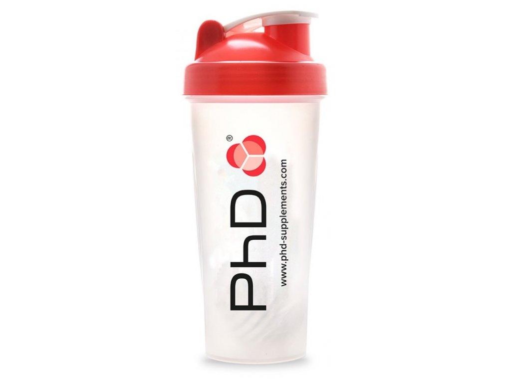 PhD šejkr plastový 700ml