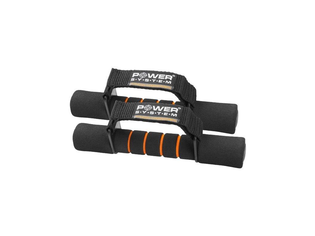 Power System jednoručky Fitness Dumbells  2x1kg