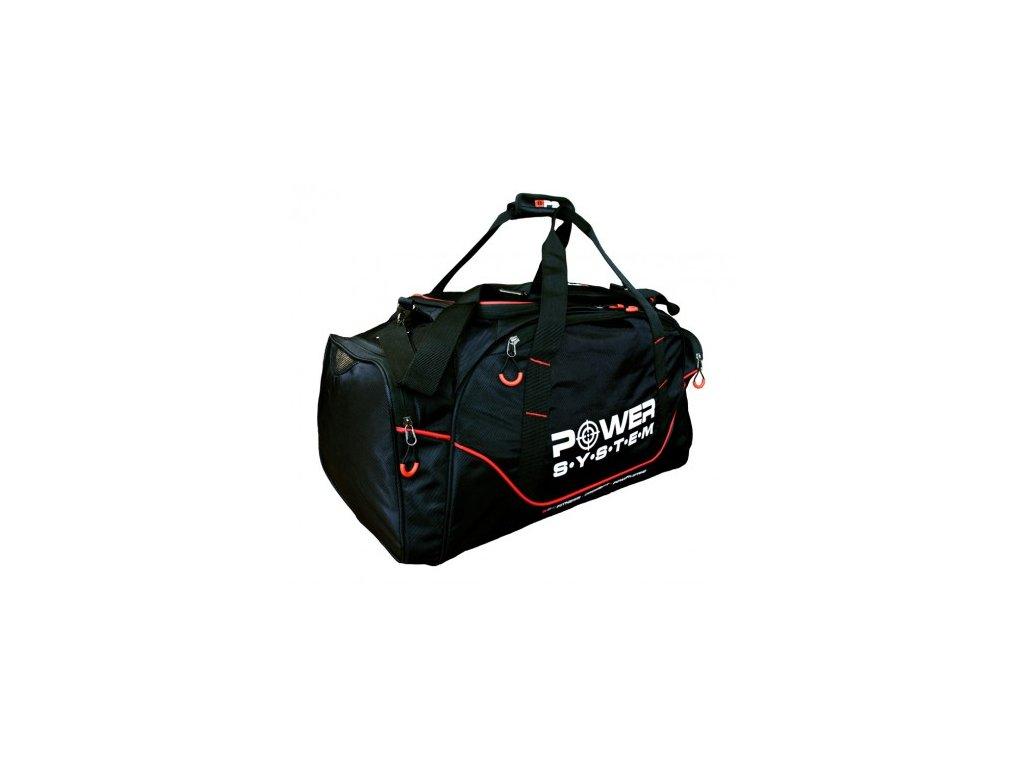 Power System Gym Bag Sportovní taška Magna černá