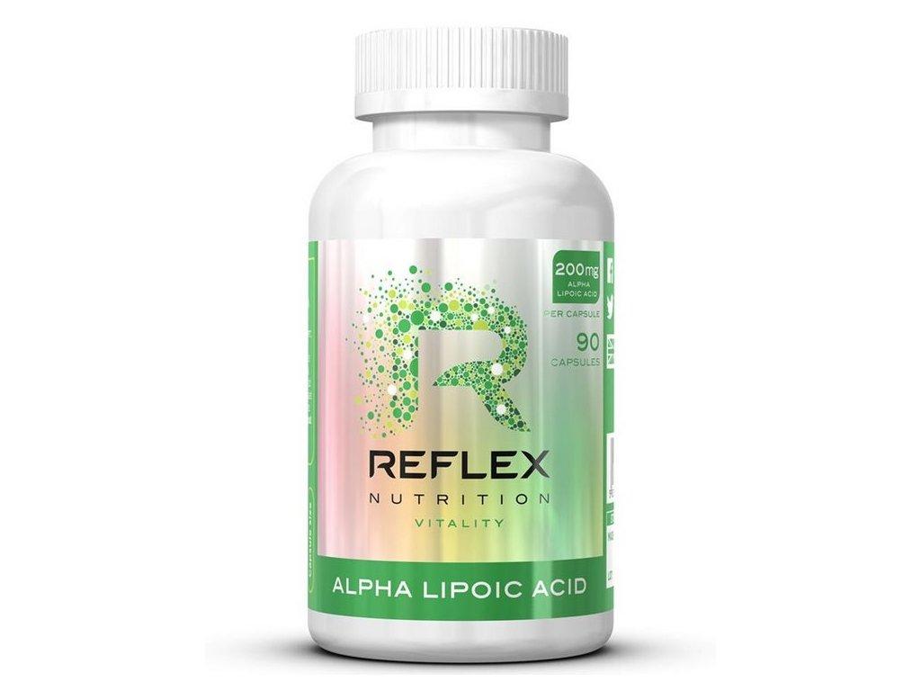 Reflex Alpha Lipoic Acid 90kapslí