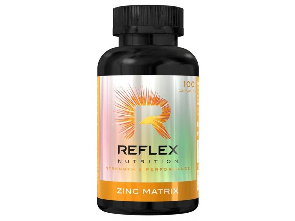 Reflex Zinc Matrix 100kapslí