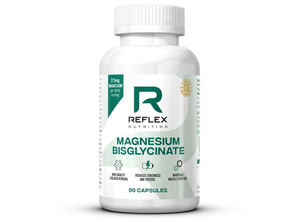 Reflex Magnesium Bisglycinate 90kapslí
