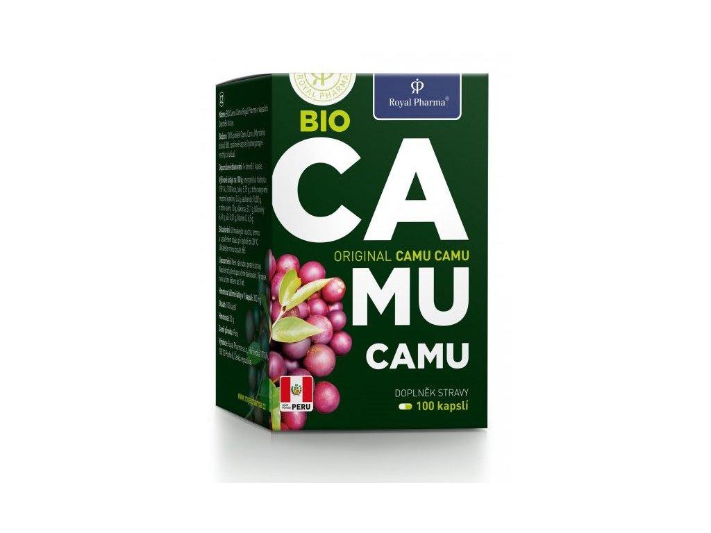 Royal Pharma BIO Camu Camu 100kapslí