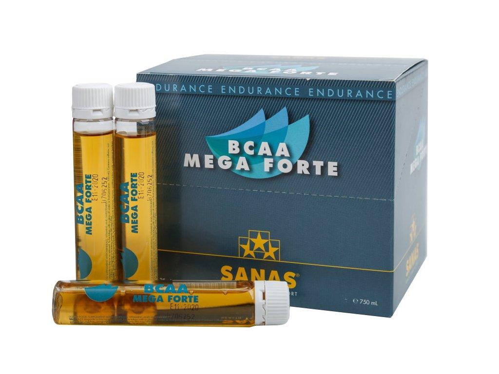 Sanas BCAA Mega Forte 30×25ml