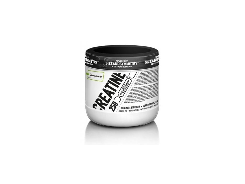 Sizeandsymmetry Creatine Creapure 250 g
