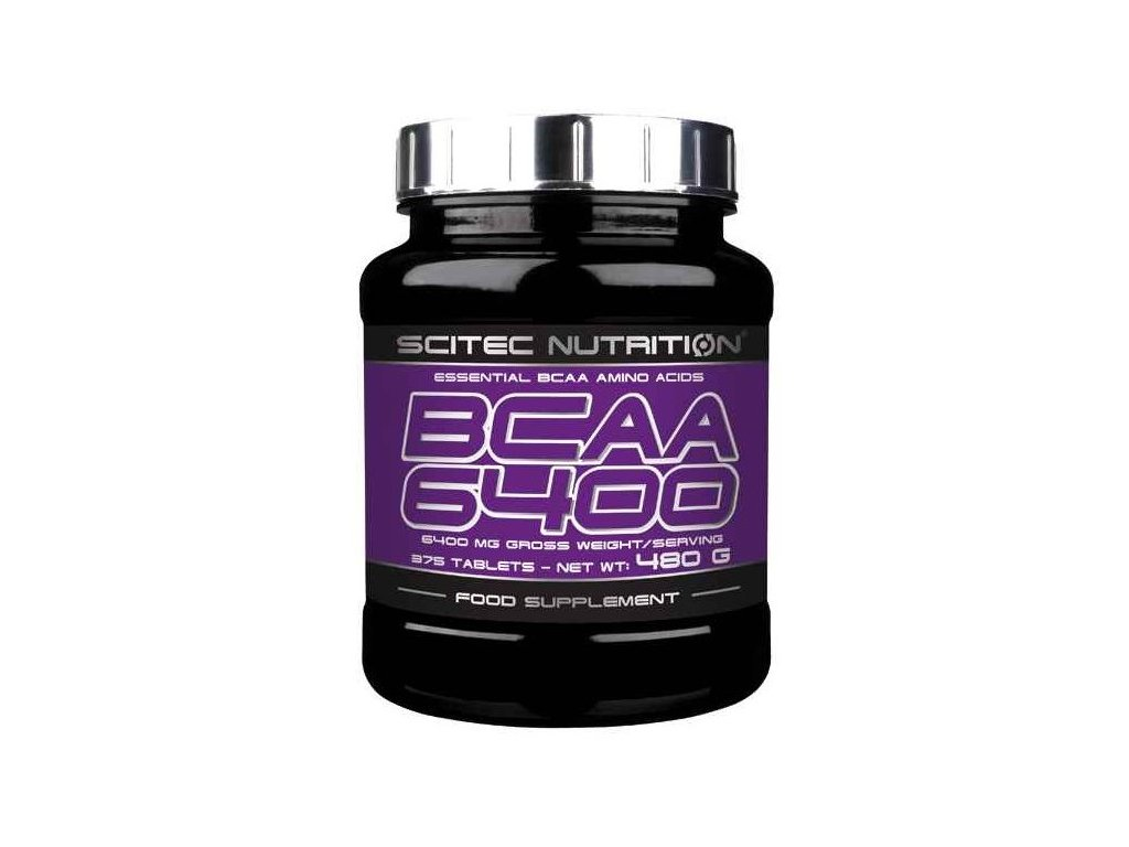 Scitec BCAA 6400 375 tablet