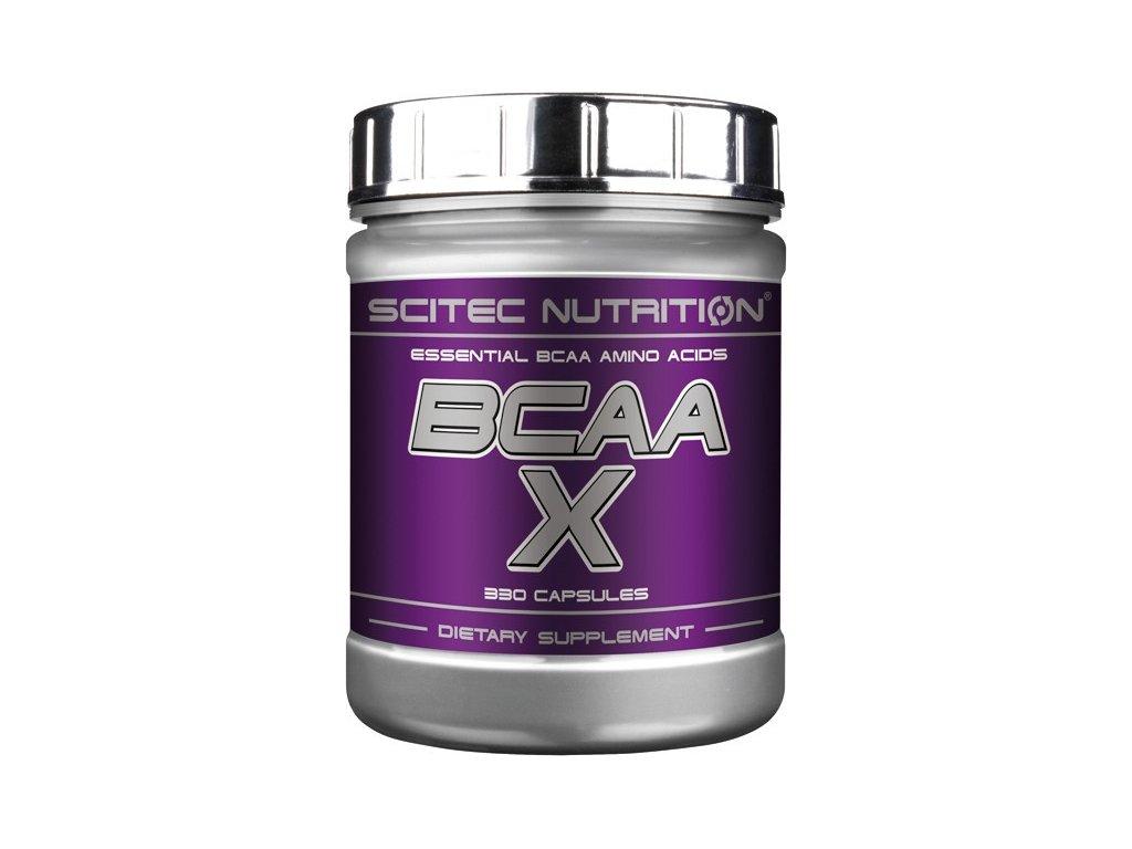 Scitec BCAA-X 330kapslí