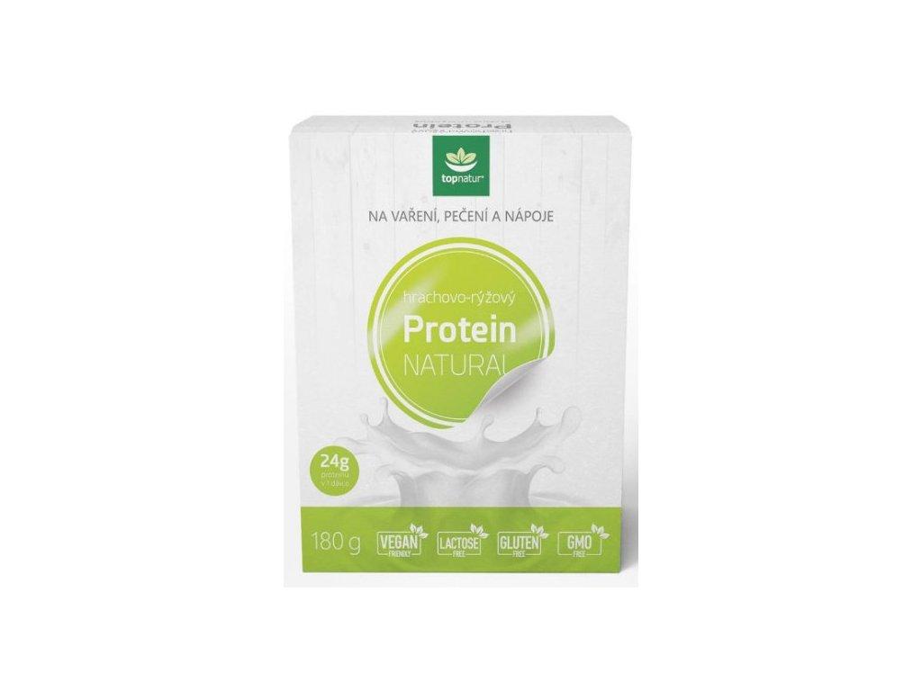 Topnatur Protein hrachovo-rýžový 180g