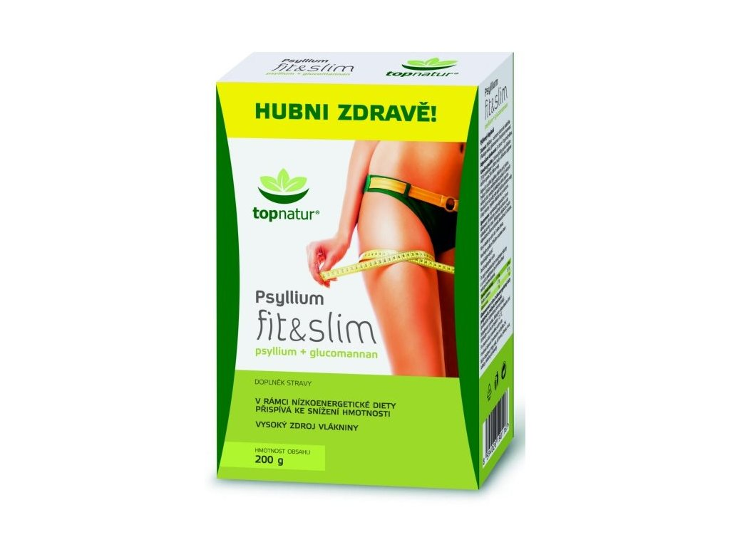 Topnatur Psyllium fit and slim 200 g