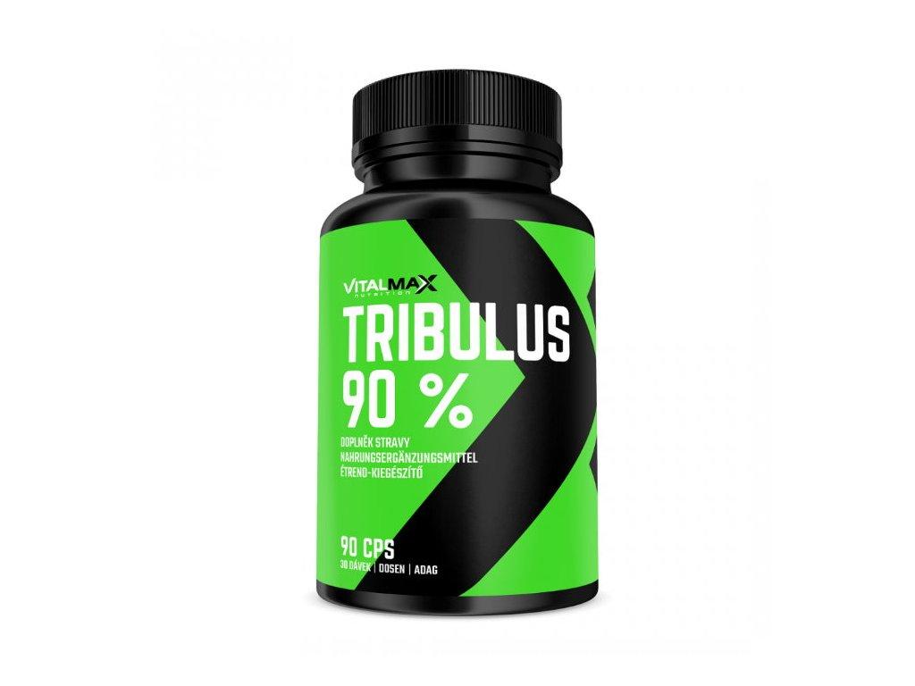 Vitalmax Tribulus Terrestris 90% 90 kapslí