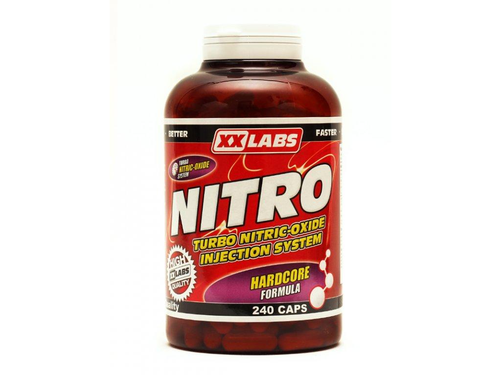 Xxlabs Nitro 240kapslí