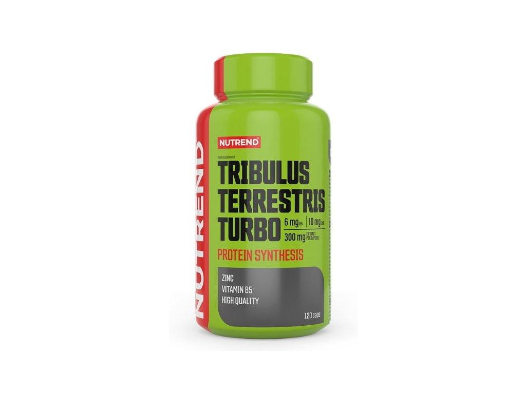 Nutrend Tribulus Terrestris Turbo 120kapslí