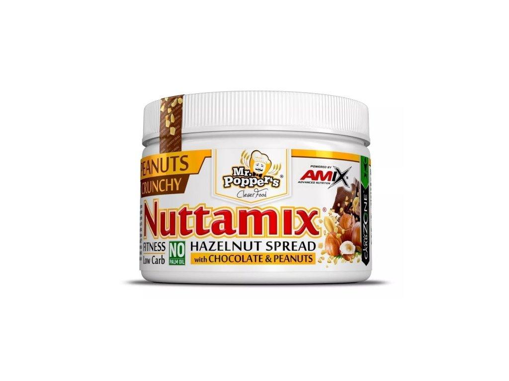 Amix Nuttamix Peanuts 250g