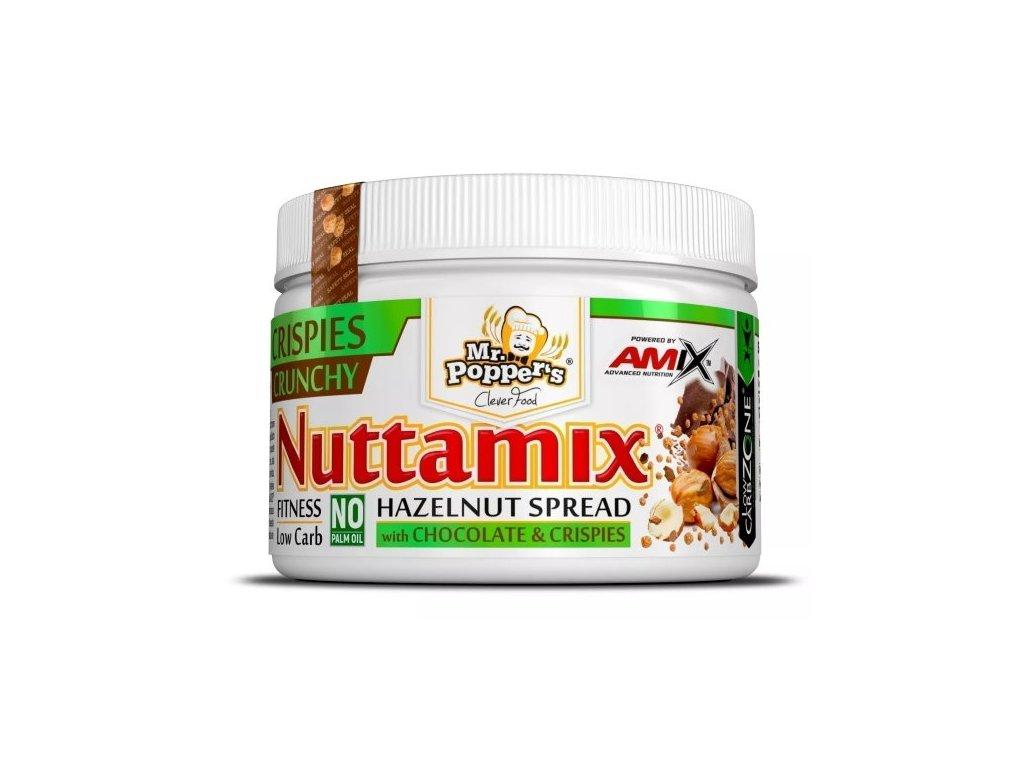 Amix Nuttamix Crunchy Crispies 250g