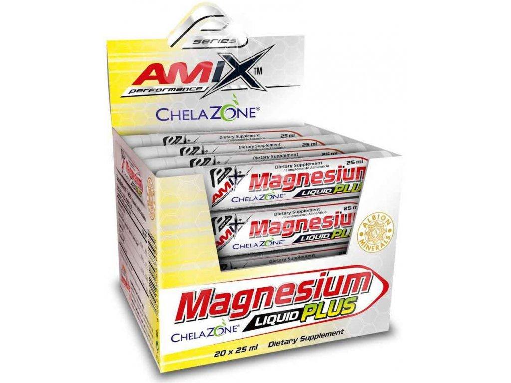Amix Magnesium Liquid Plus 25ml