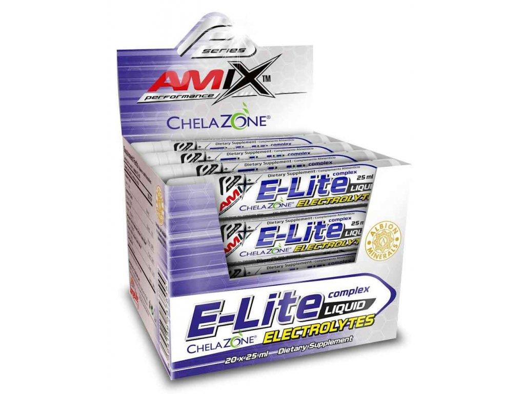 Amix E-Lite Electrolytes 25ml