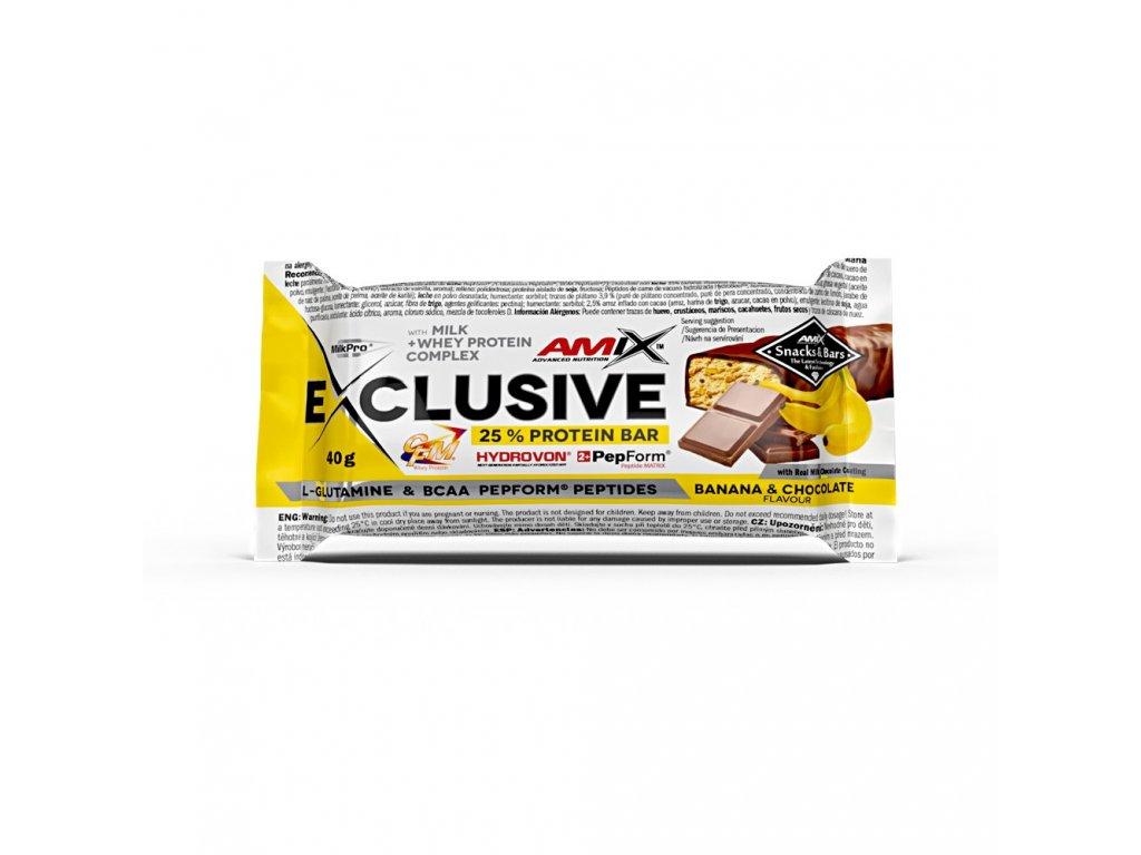 Amix Exclusive Bar 40g