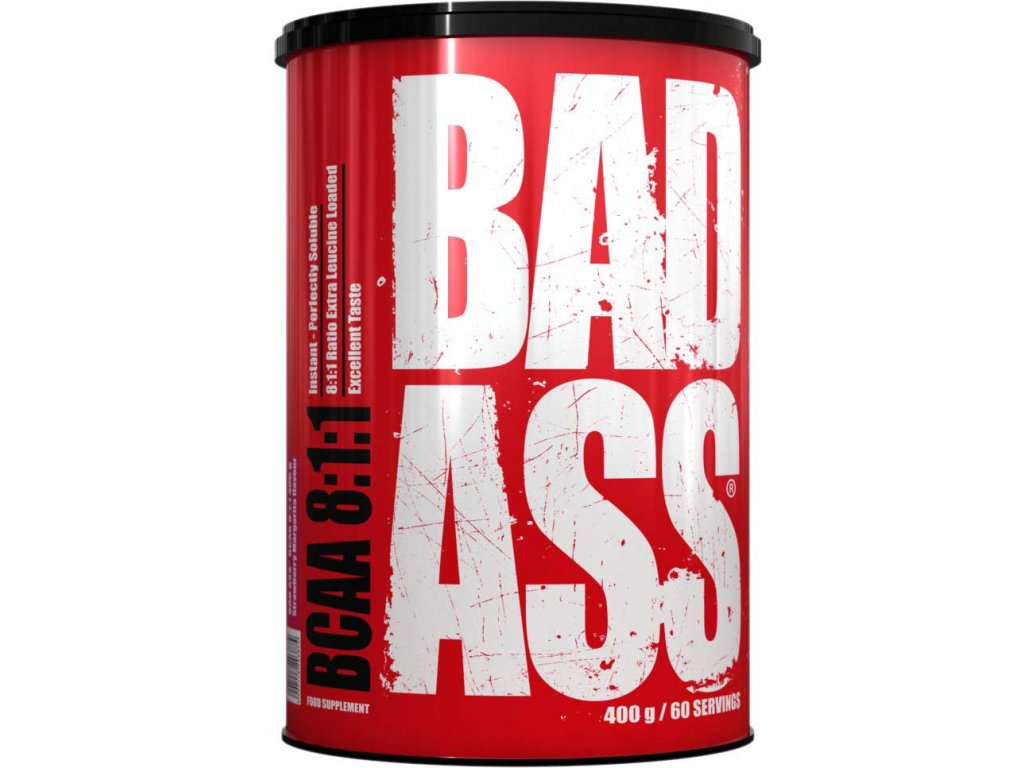 Bad Ass BCAA 8:1:1 400g