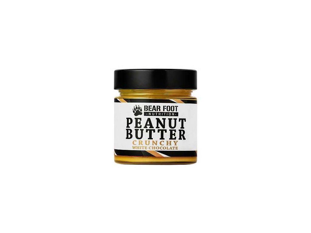 Bear Foot Peanut Butter arašídový krém250g