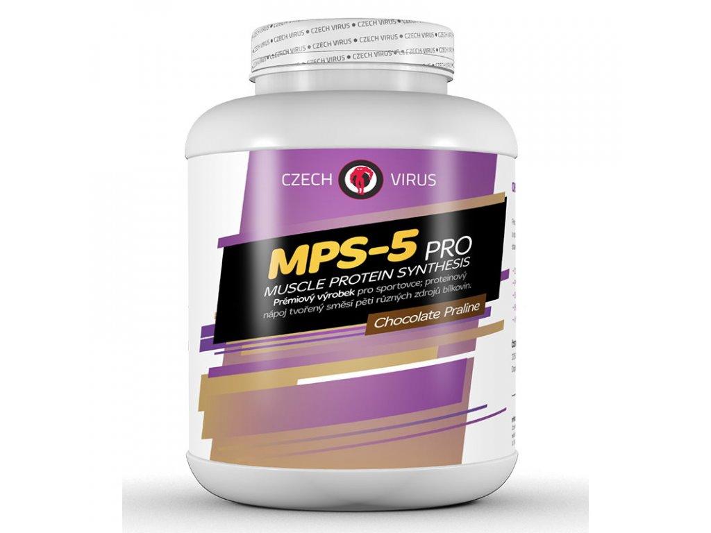Czech Virus MPS-5 PRO 2250g  + Czech Virus ChocoNut 200 g