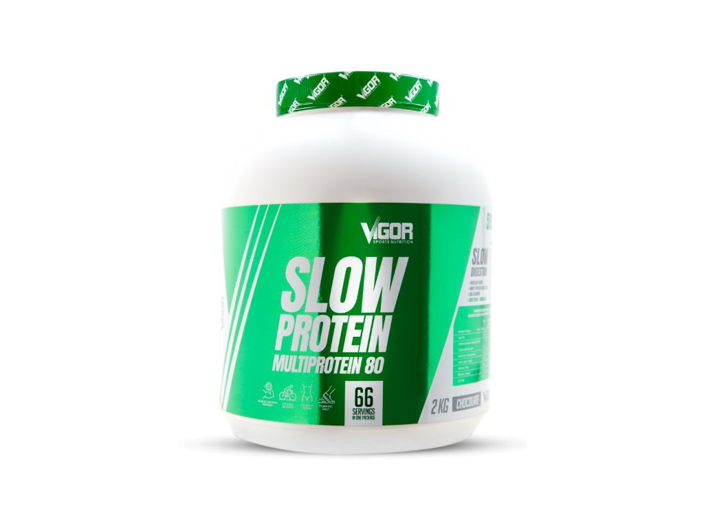Vigor Slow Protein 2000g