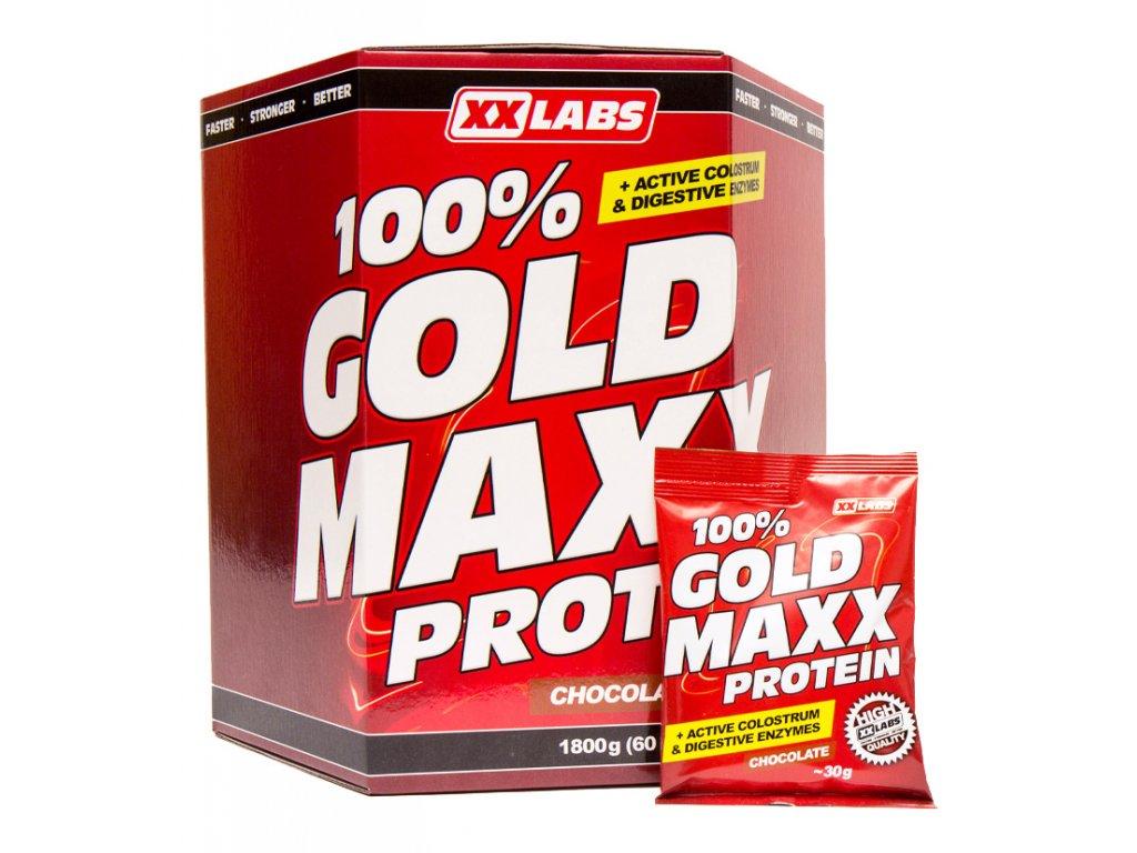 Xxlabs 100% Gold Maxx protein 1800 g