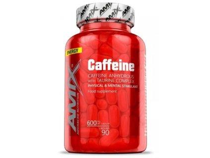 Amix Caffeine with Taurine 90kapslí