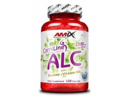 Amix ALC with Taurine & vitamin B6 120kapslí