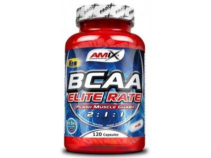 Amix BCAA Elite Rate 120kapslí