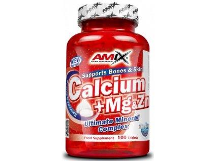 Amix Calcium, Magnesium, Zinc 100tablet