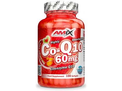 Amix Coenzyme Q10 100kapslí