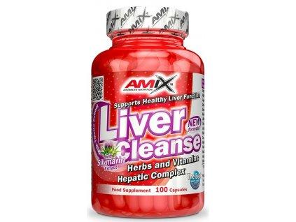 Amix Liver Cleanse 100kapslí
