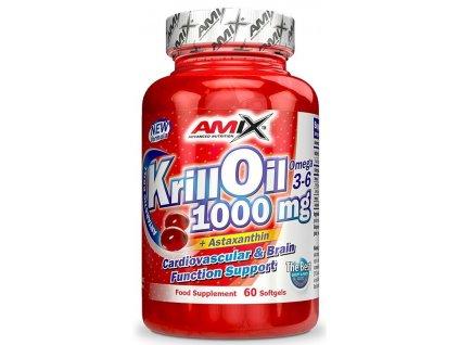 Amix Krill Oil 60kapslí