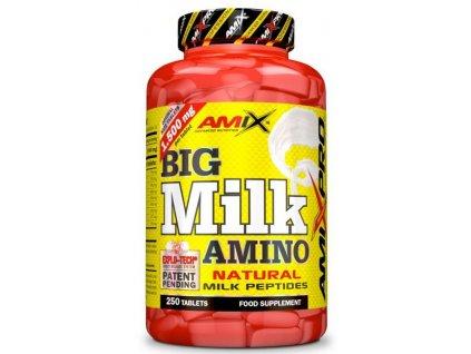 Amix Big Milk Amino 250tablet