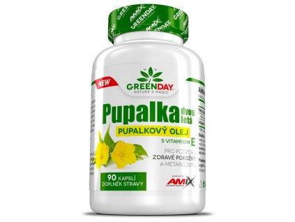 Amix Pupalkový olej 90kapslí