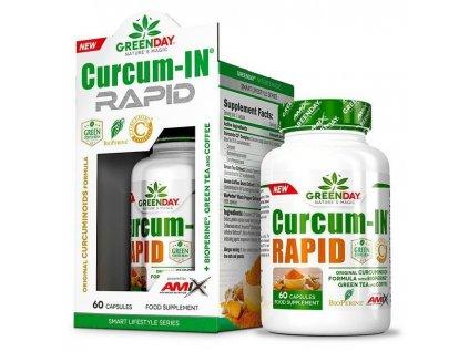 Amix Curcum-IN Rapid 60kapslí
