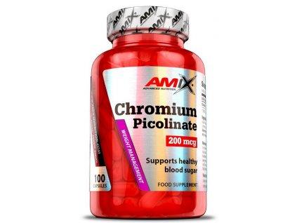 Amix Chromium Picolinate 100kapslí