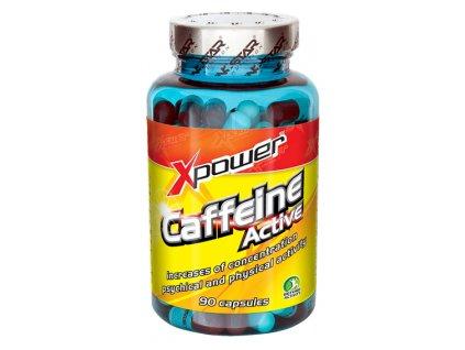 Aminostar Xpower Caffeine Active 90kapslí