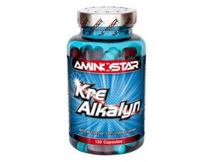 Aminostar Kre-Alkalyn 120kapslí