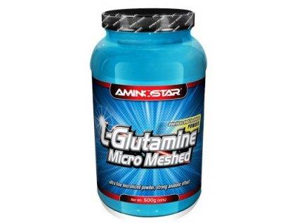Aminostar L-Glutamine 500g